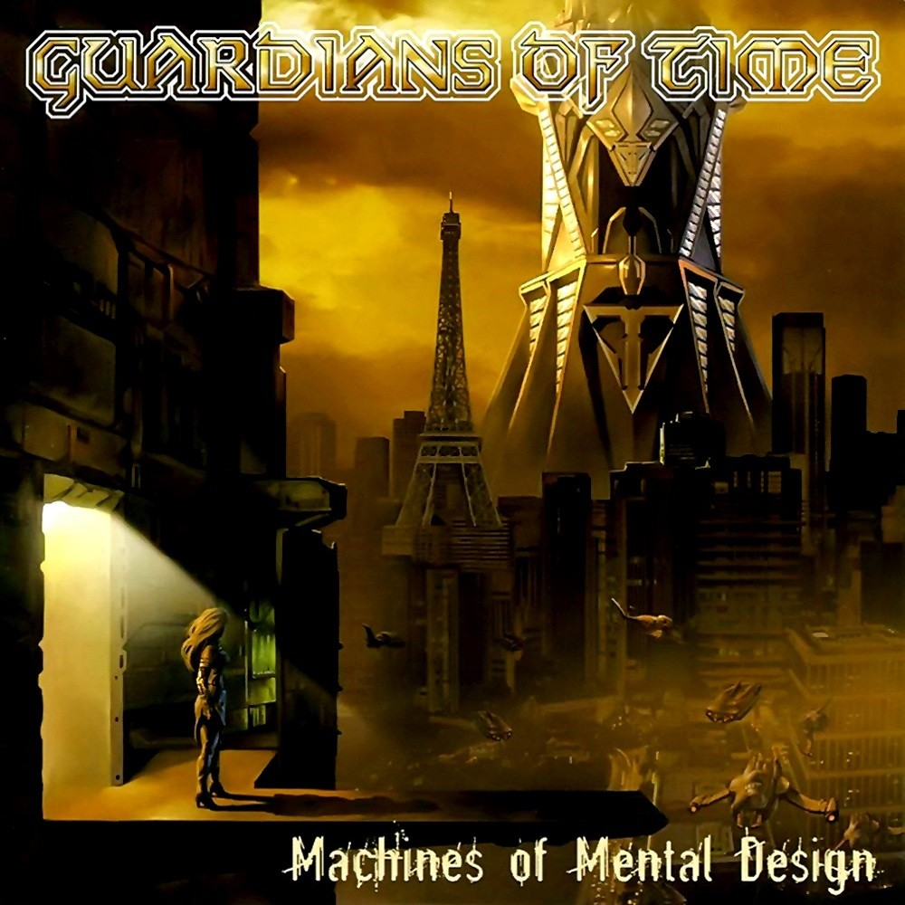 Guardians of Time - Machines of Mental Design (2004) Cover