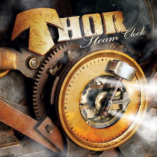 Thor - Steam Clock 2008
