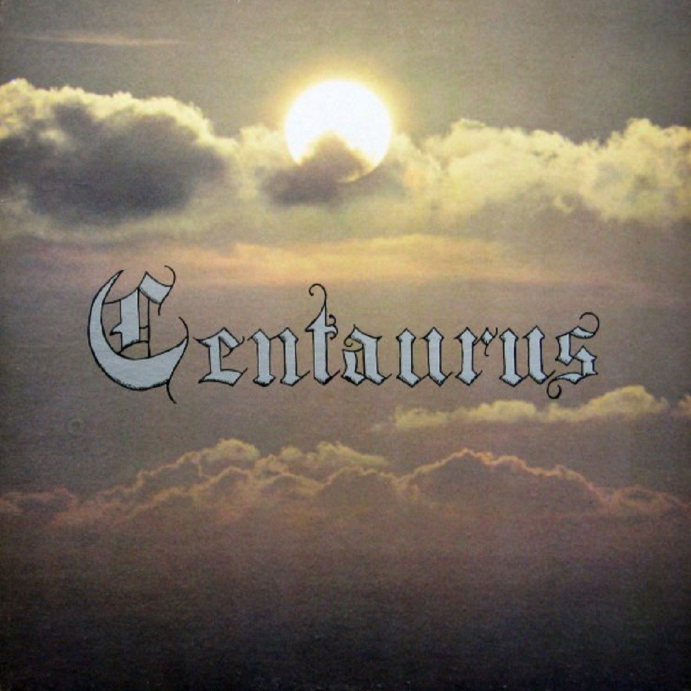 The Hall of Judgement: Centaurus - Centaurus Cover