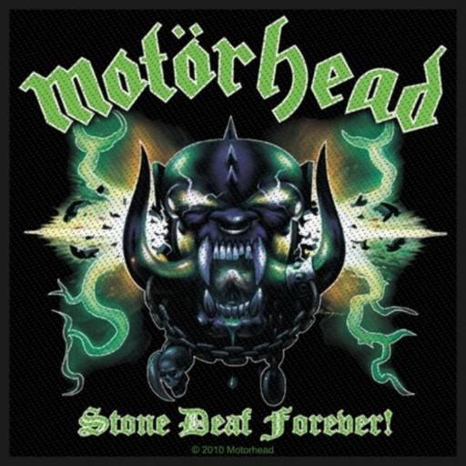 Stone Deaf Forever!
