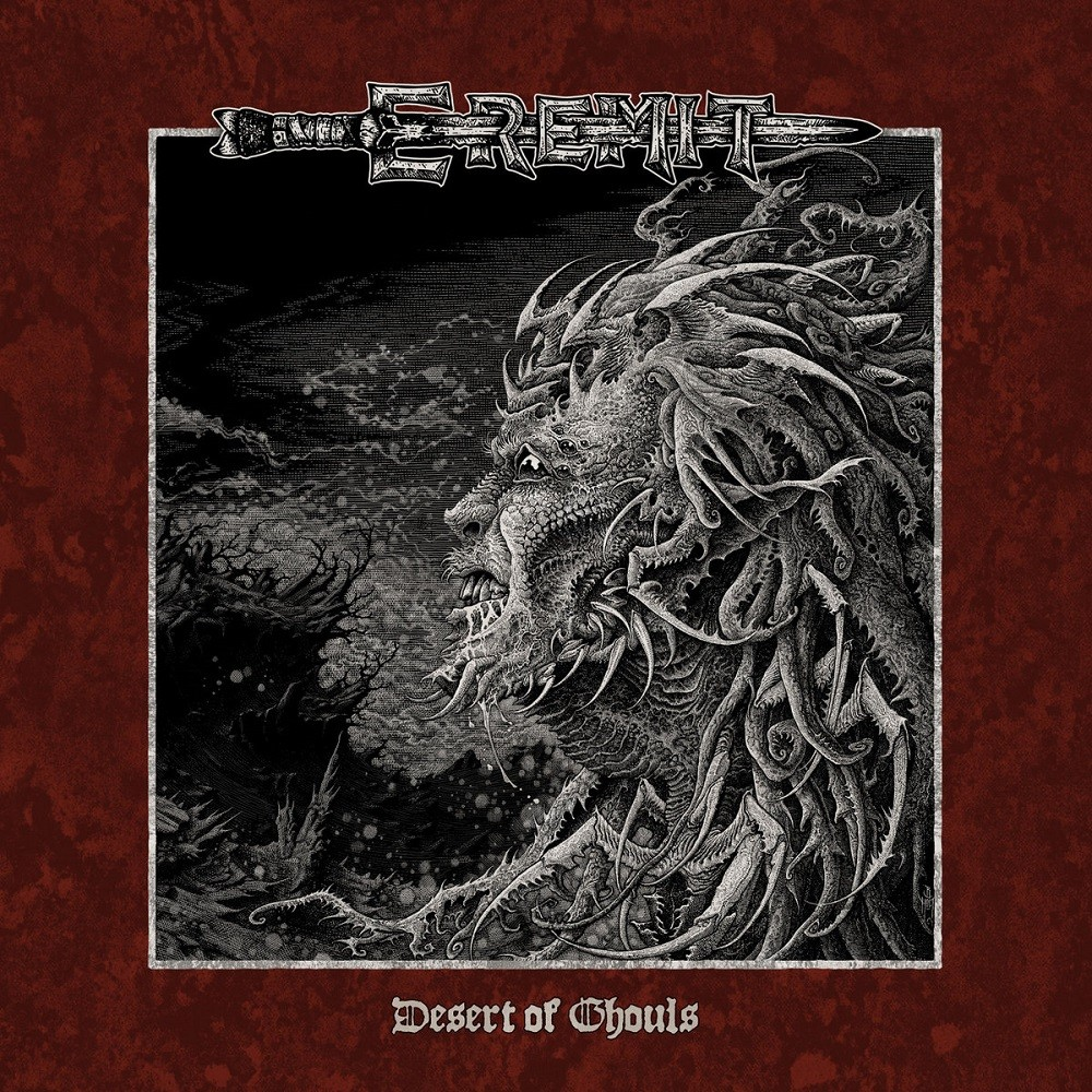 Eremit - Desert of Ghouls (2020) Cover