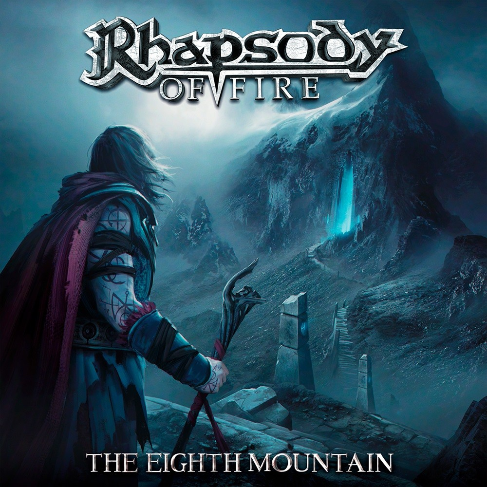 Rhapsody - The Eighth Mountain (2019) Cover