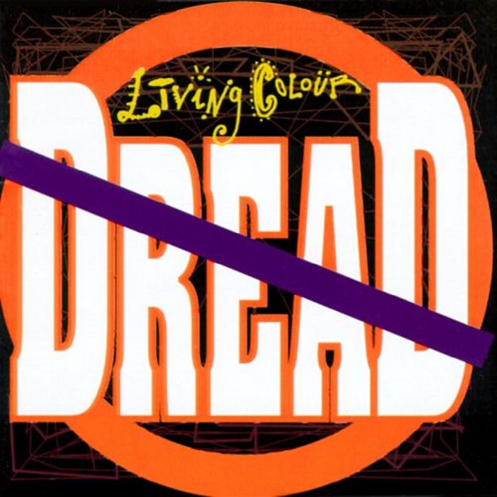 Living Colour - Dread (1993) Cover