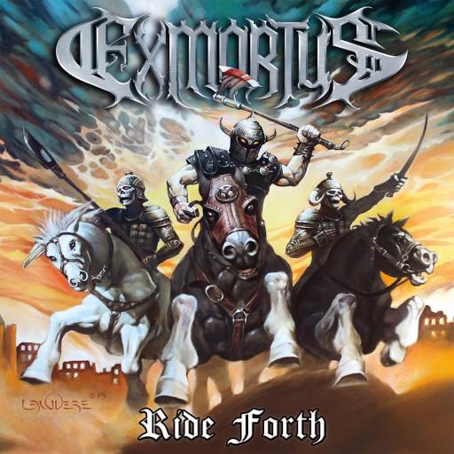 Exmortus - Ride Forth 2016