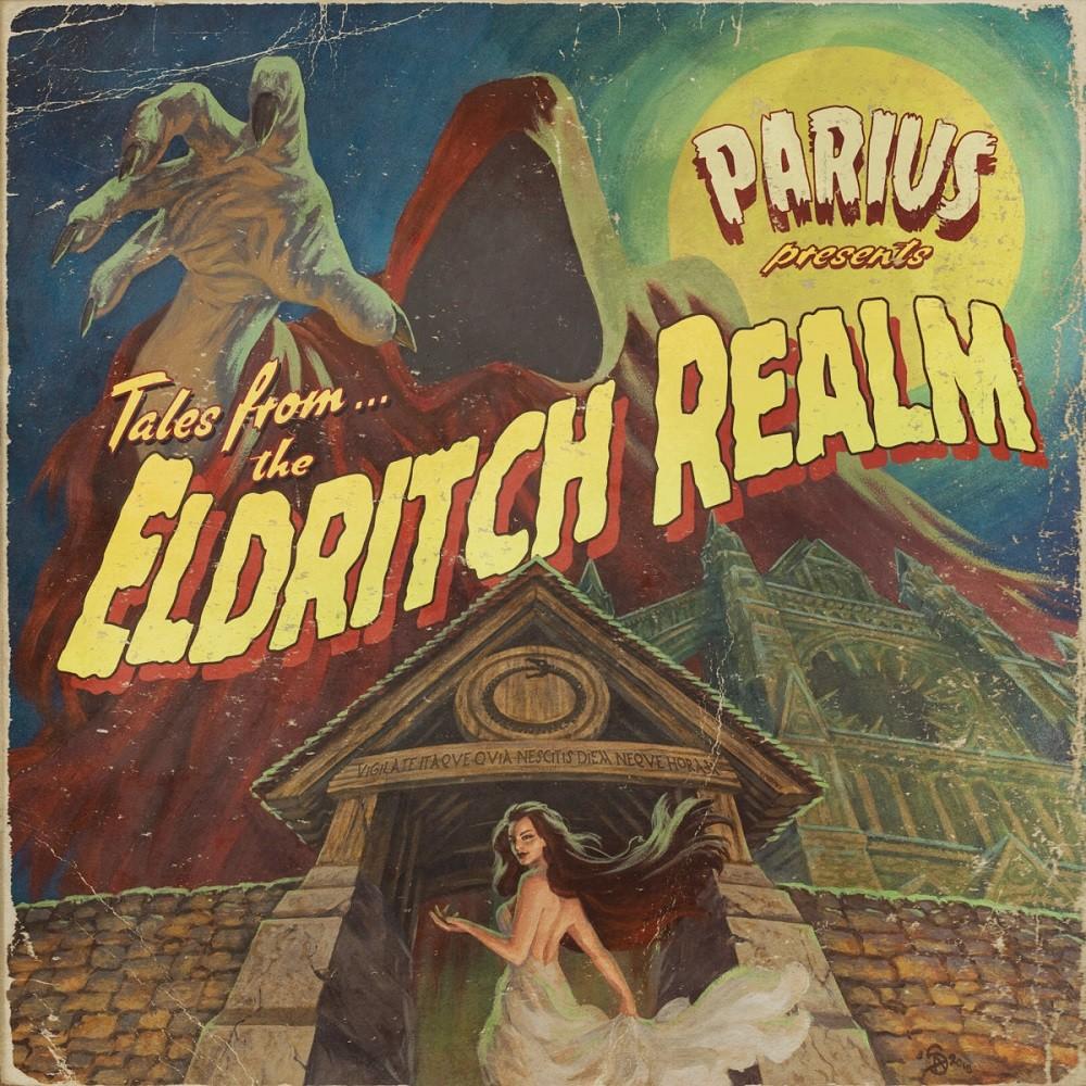 Parius - The Eldritch Realm (2018) Cover