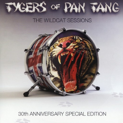 Tygers of Pan Tang - The Wildcat Sessions 2010