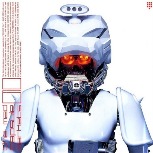 Mad Capsule Markets, The - 010 2001