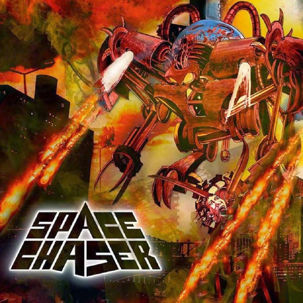 Space Chaser - Decapitron