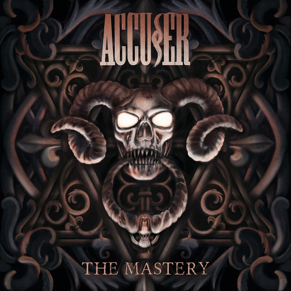 Accu§er - The Mastery (2018) Cover