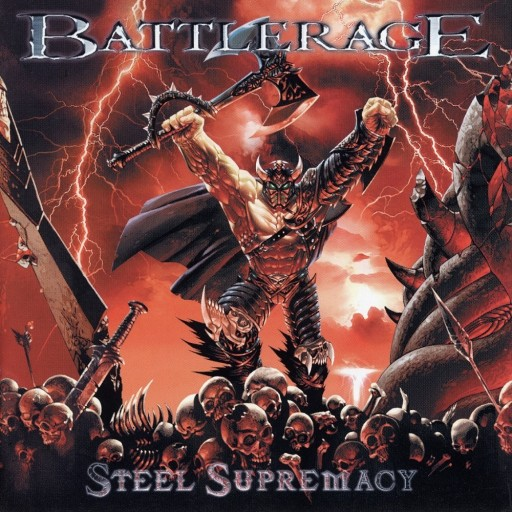 Battlerage - Steel Supremacy 2004