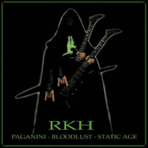 Rev. Kriss Hades - Paganini - Bloodlust - Static Age 2005