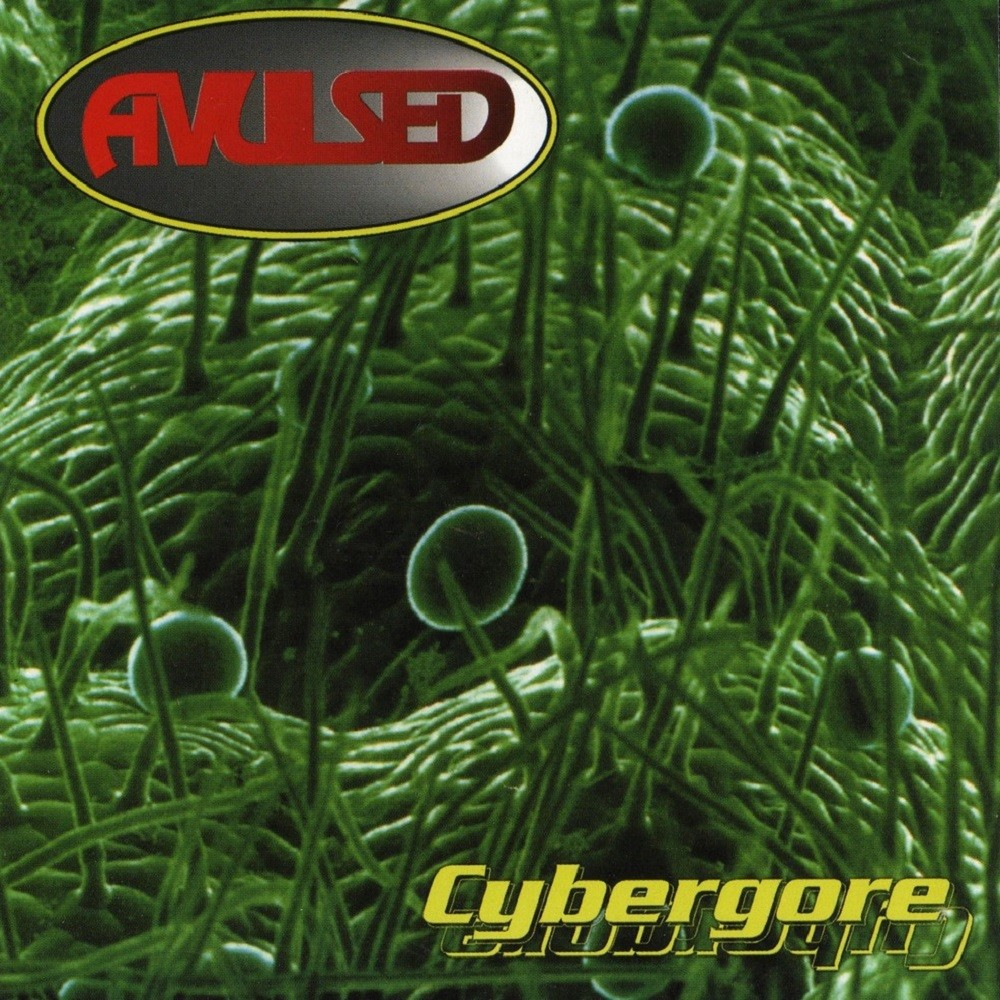 Avulsed - Cybergore (1998) Cover