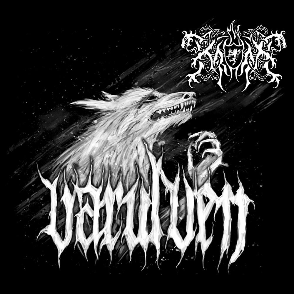 Kroda - Varulven (2013) Cover