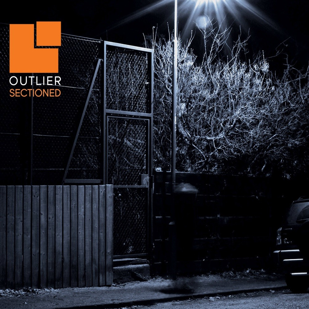 Sectioned - Outlier (2013) Cover
