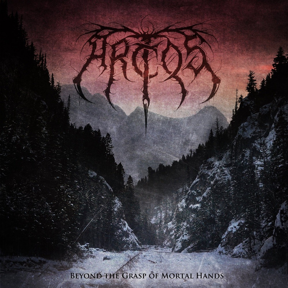 Arctos - Beyond the Grasp of Mortal Hands (2019) Cover