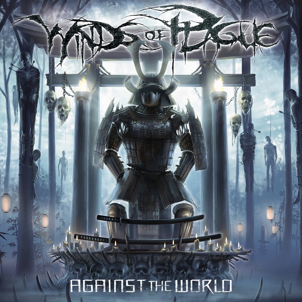Winds of Plague - Against the World (2011) Cover