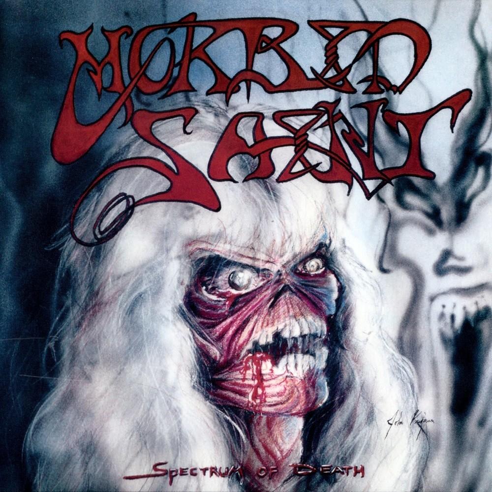 Morbid Saint - Spectrum of Death (1990) Cover