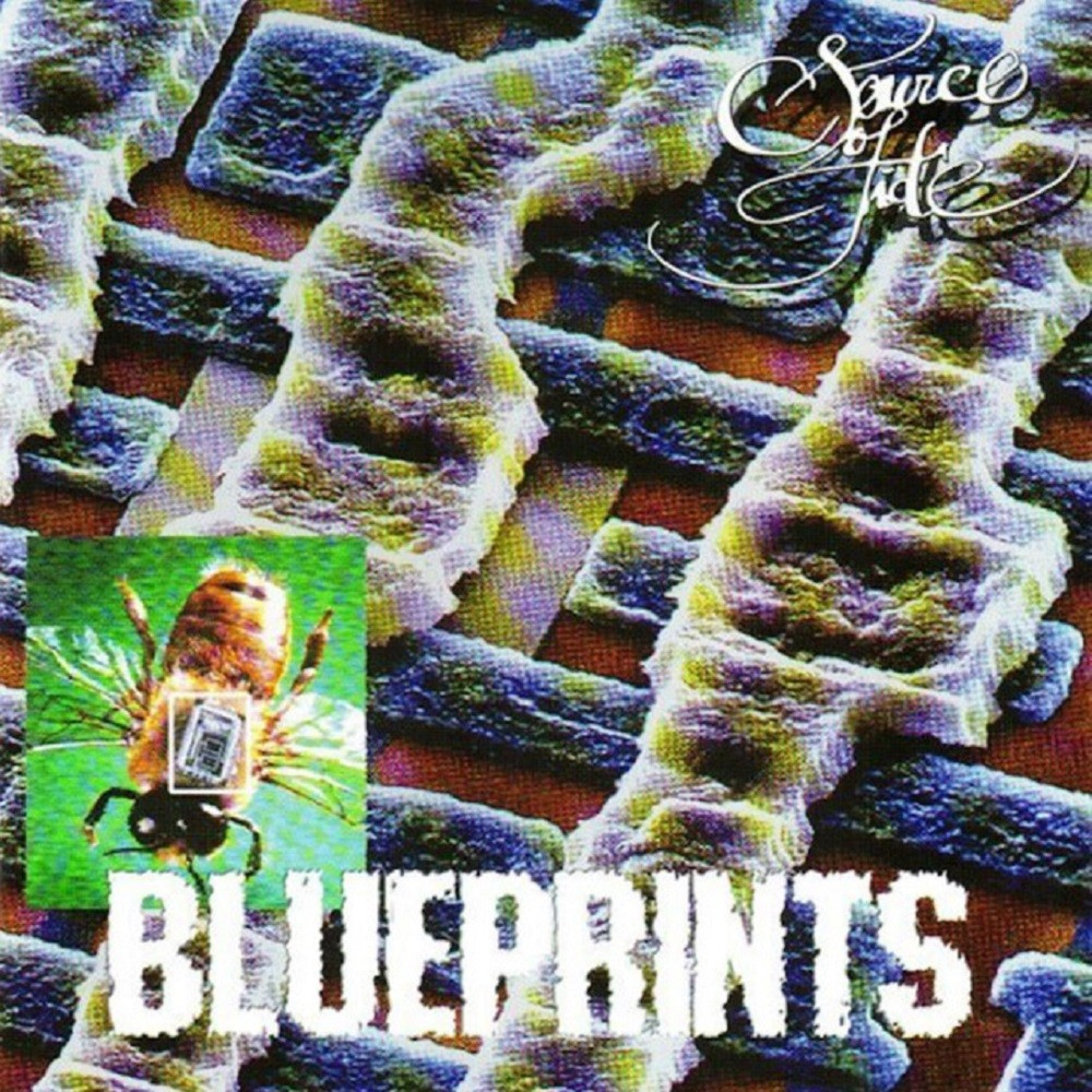 Source of Tide - Blueprints (2002) Cover