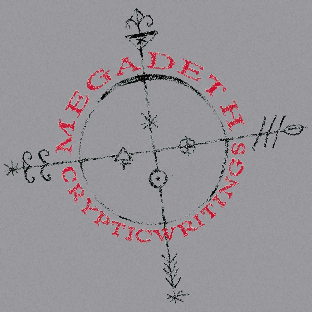 Megadeth - Cryptic Writings (1997) Cover