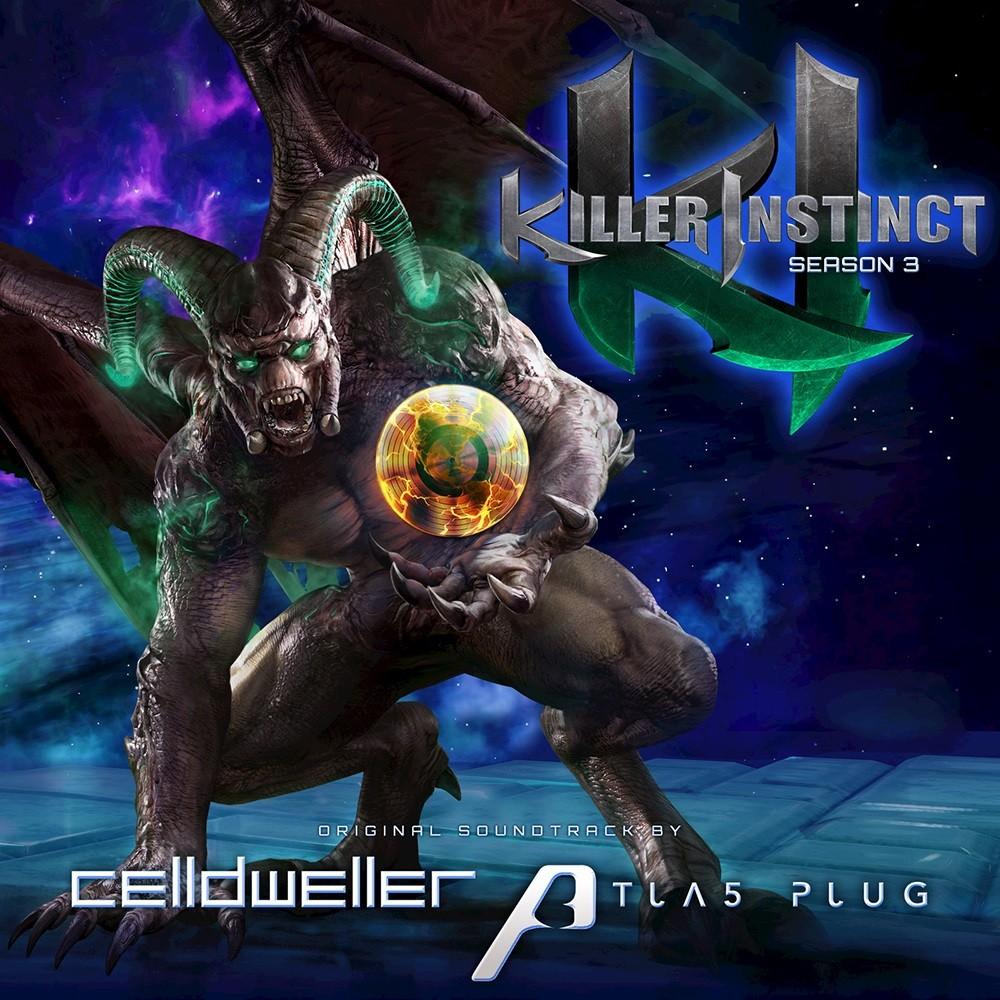 Celldweller - Killer Instinct Season 3 (Original Soundtrack)