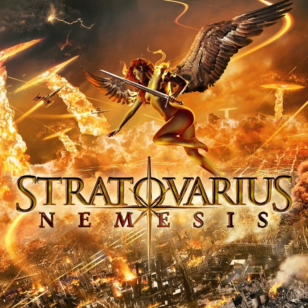 Stratovarius - Nemesis (2013) Cover