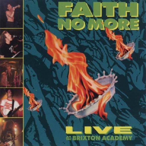 Faith No More - Live at The Brixton Academy 1991