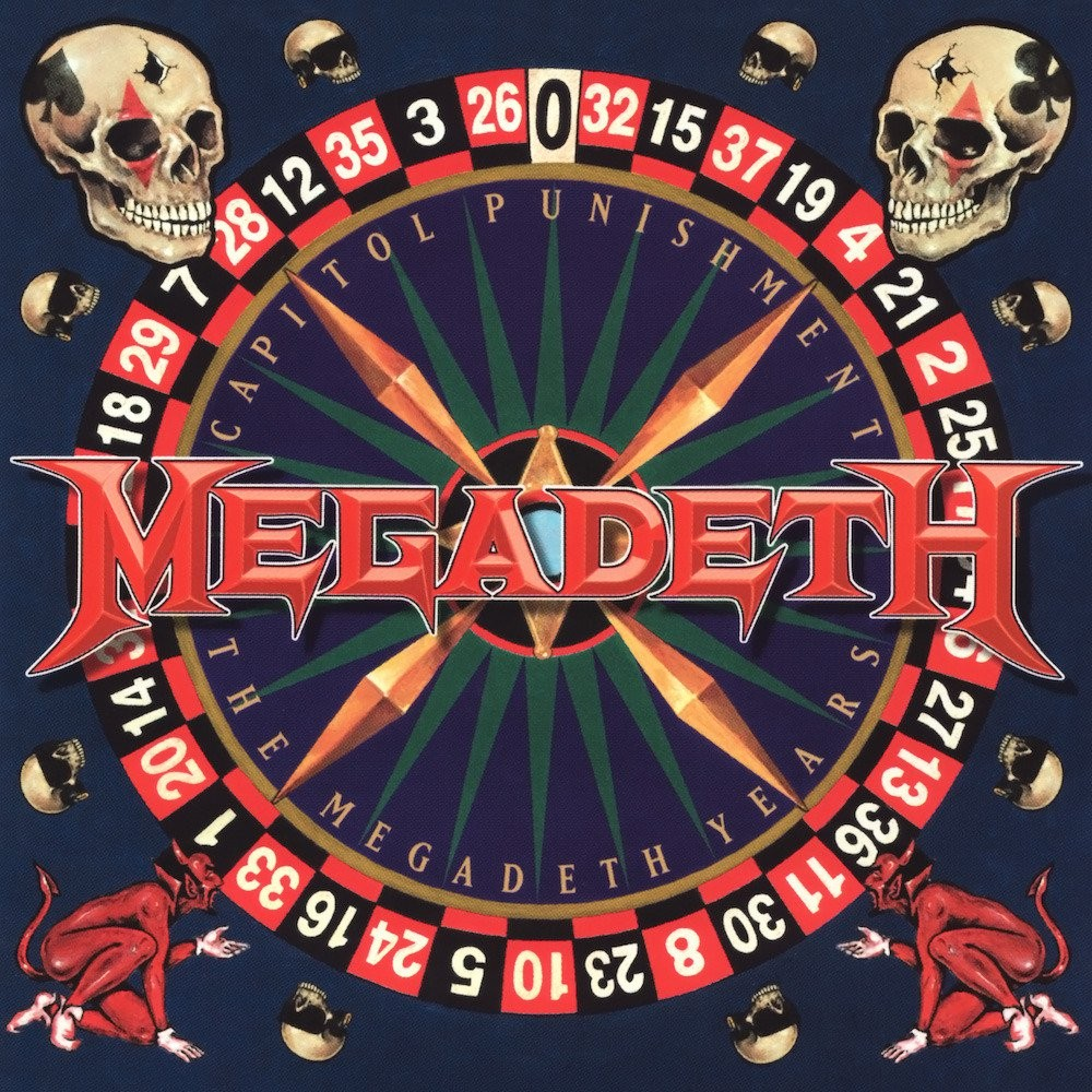 Megadeth - Capitol Punishment: The Megadeth Years (2000) Cover