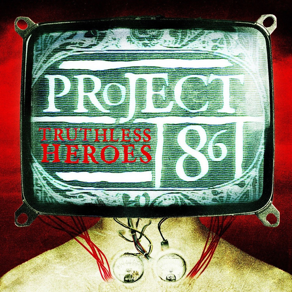 Project 86 - Truthless Heroes (2002) Cover