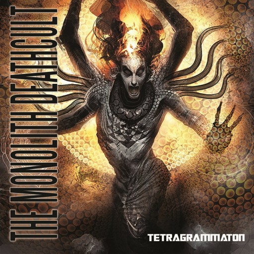 Monolith Deathcult, The - Tetragrammaton 2013
