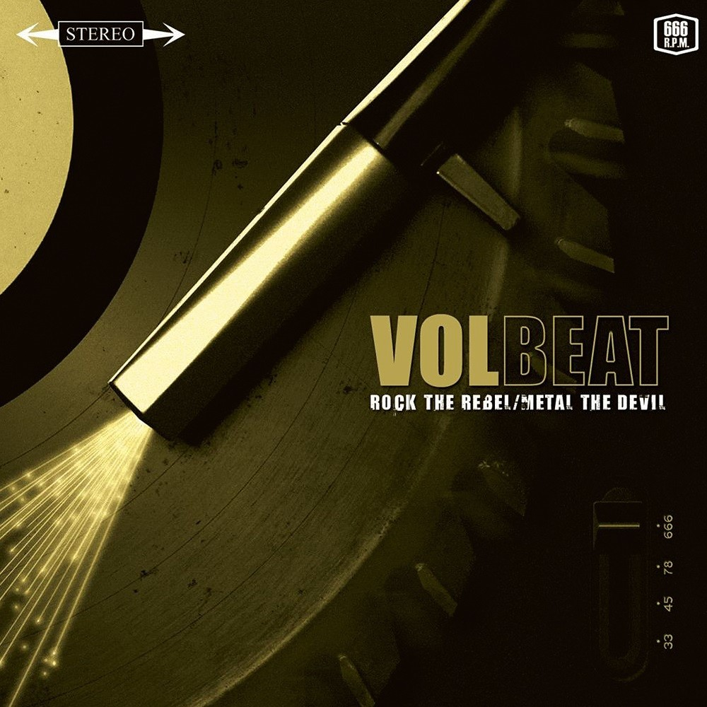 Volbeat - Rock the Rebel / Metal the Devil (2007) Cover