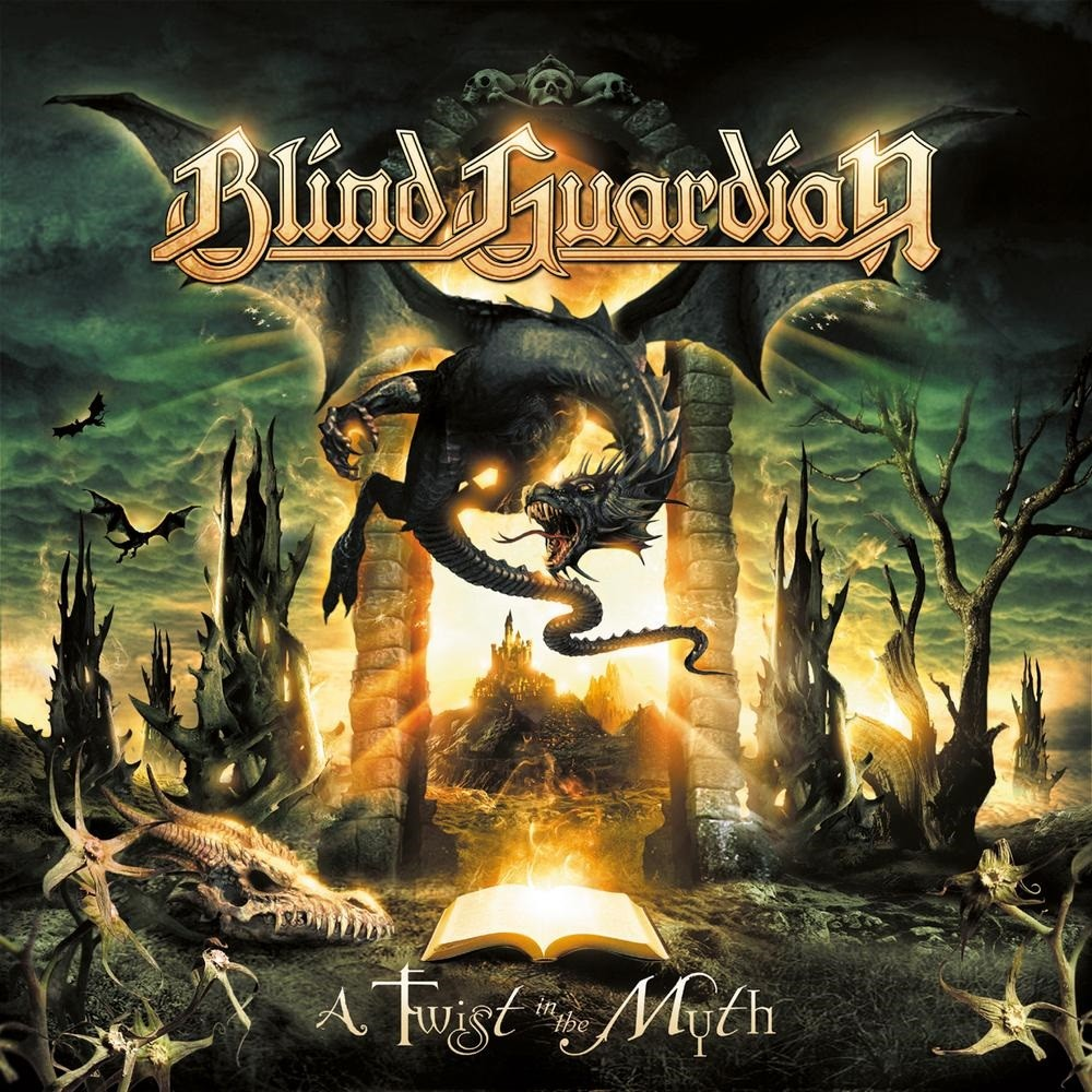 Blind Guardian - A Twist in the Myth (2006) Cover