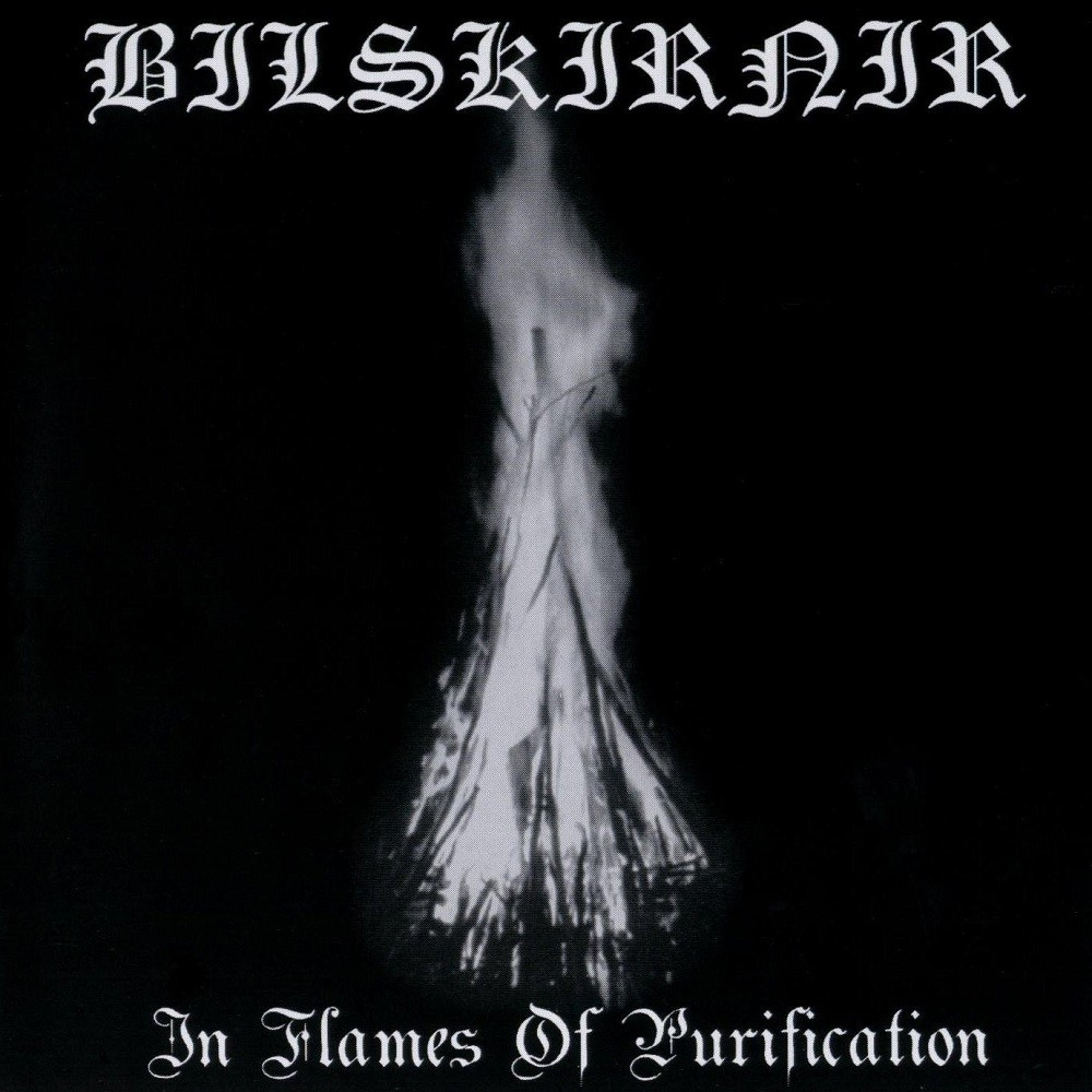 Bilskirnir - In Flames of Purification (2002) Cover