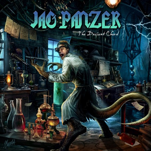 Jag Panzer - The Deviant Chord 2017