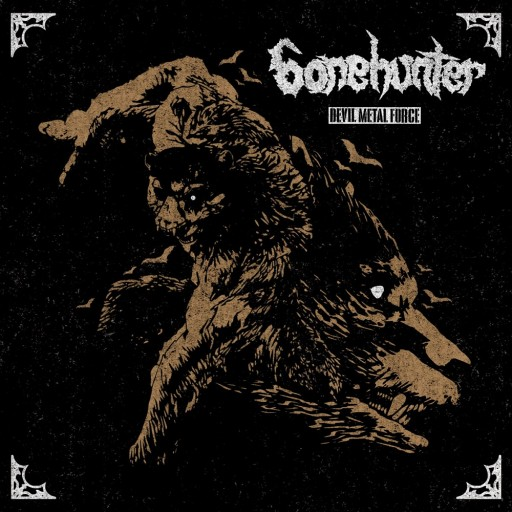 Bonehunter - Devil Metal Force 2020