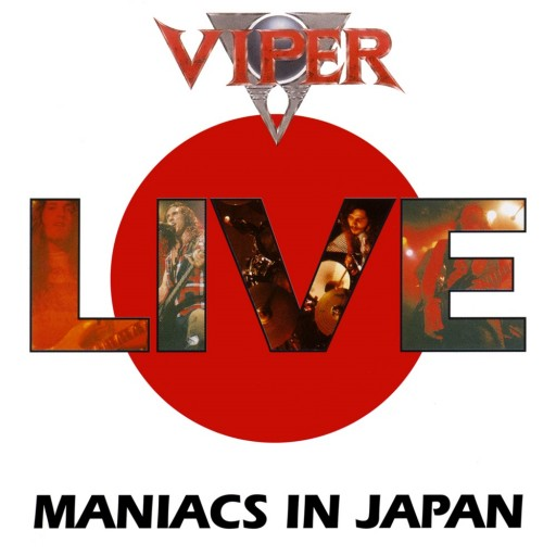 Viper - Maniacs in Japan 1993