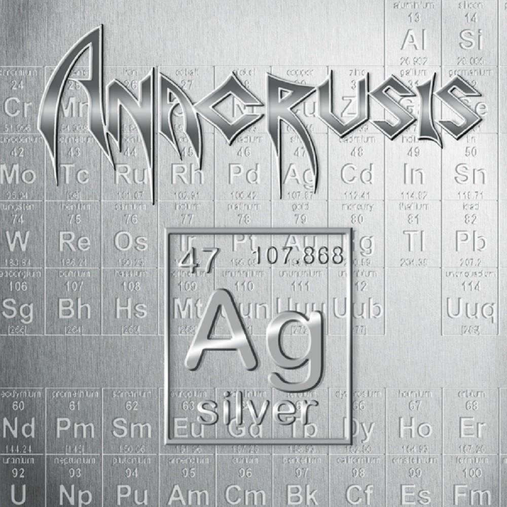 Anacrusis - Silver (2012) Cover