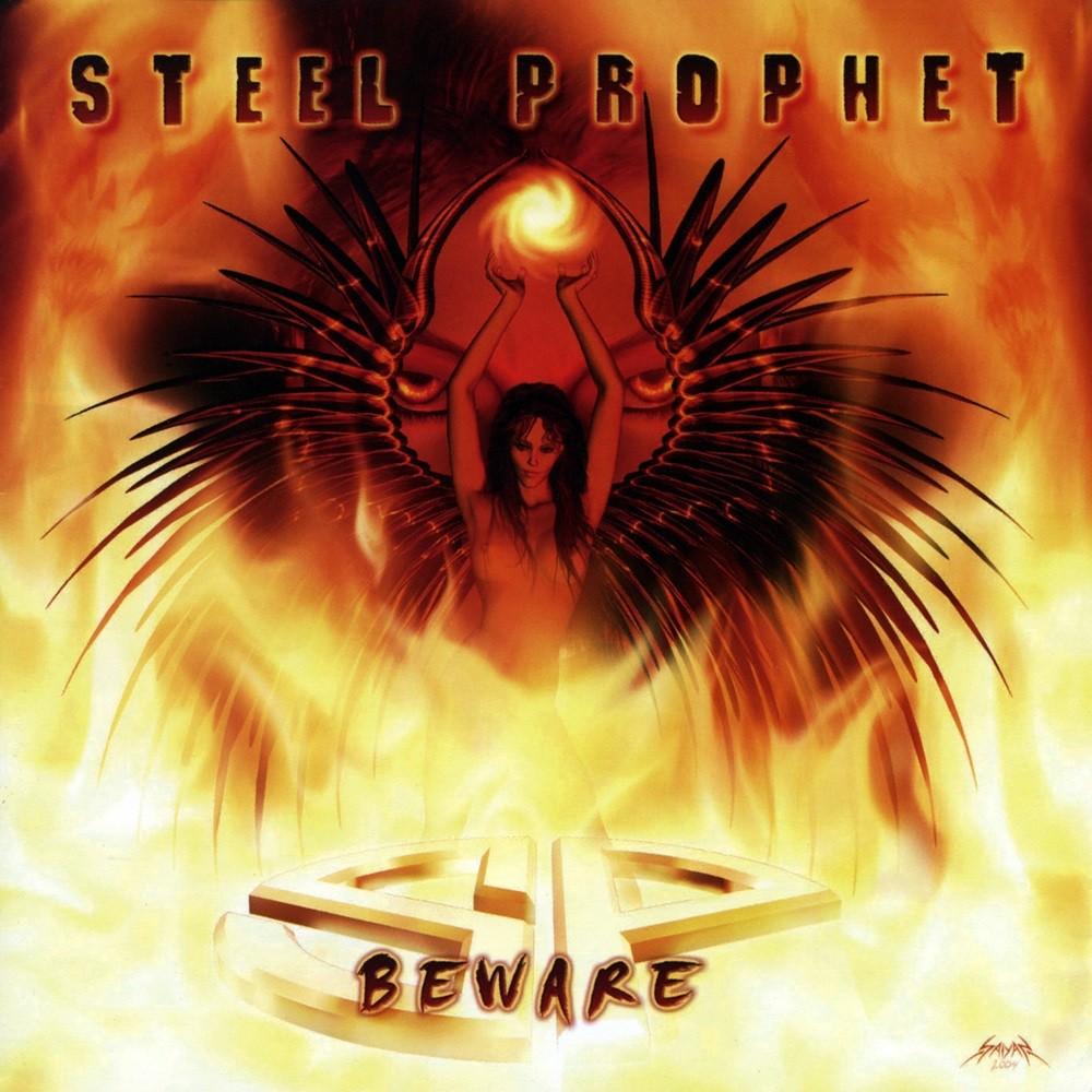 Steel Prophet - Beware (2004) Cover