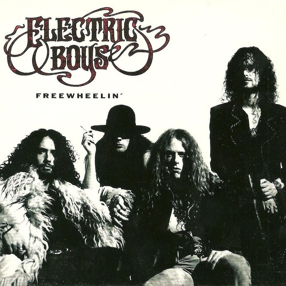 Electric Boys - Freewheelin' (1994) Cover