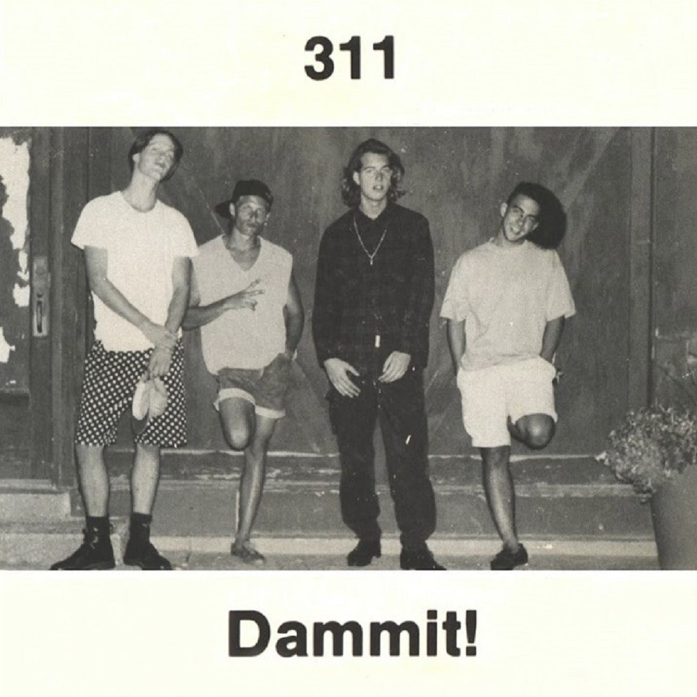 311 - Dammit! (1990) Cover