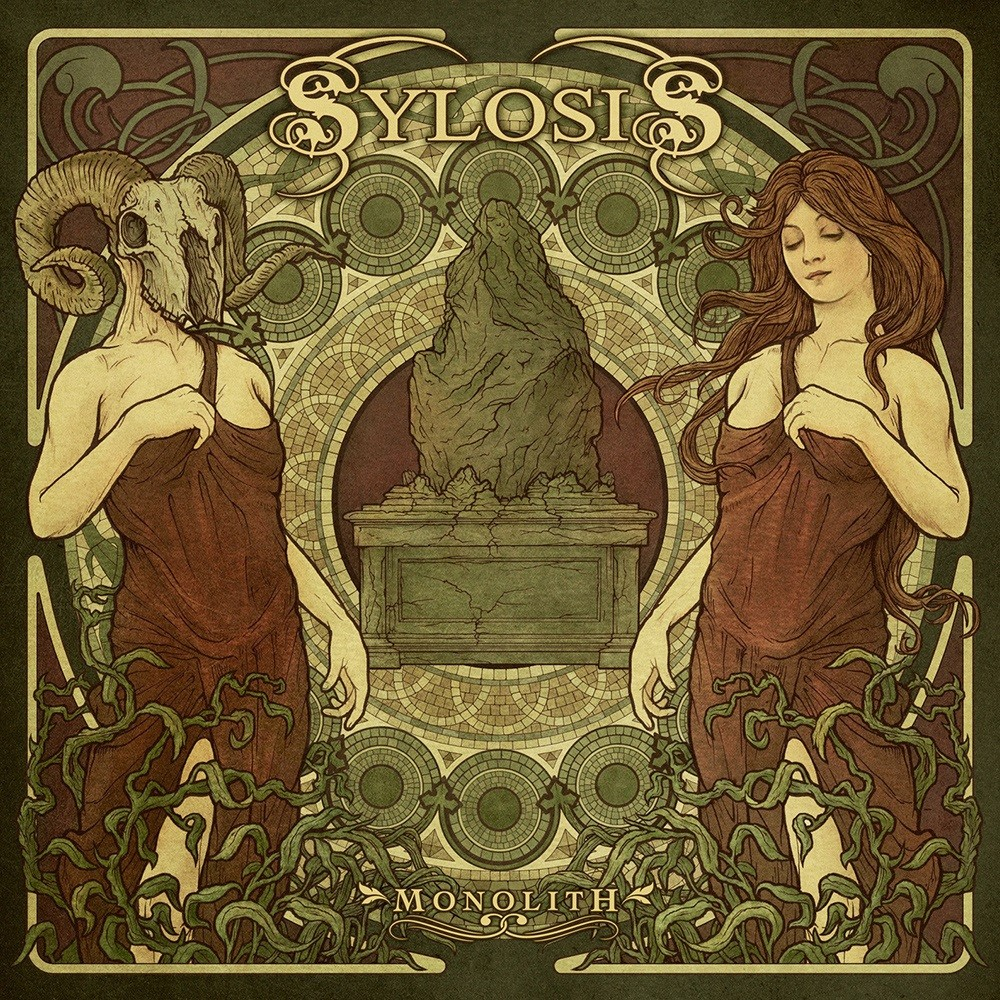 Sylosis - Monolith (2012) Cover