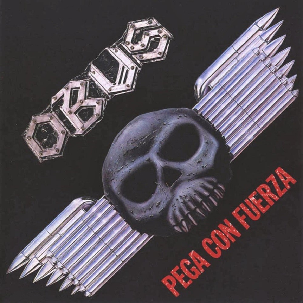 Obús - Pega con fuerza (1985) Cover
