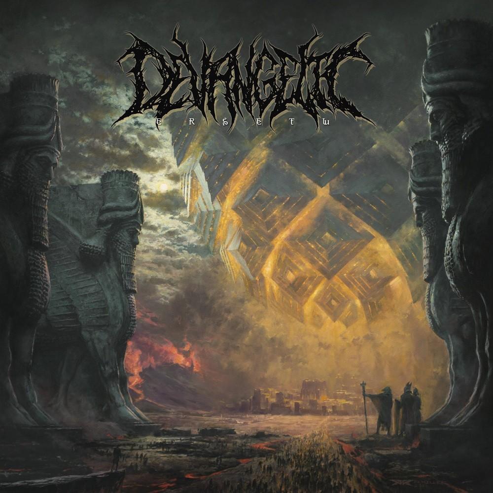 Devangelic - Ersetu (2020) Cover