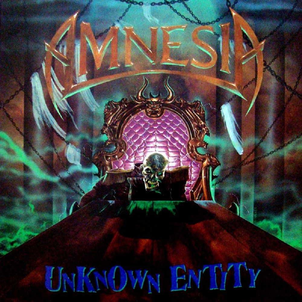 Amnesia - Unknown Entity
