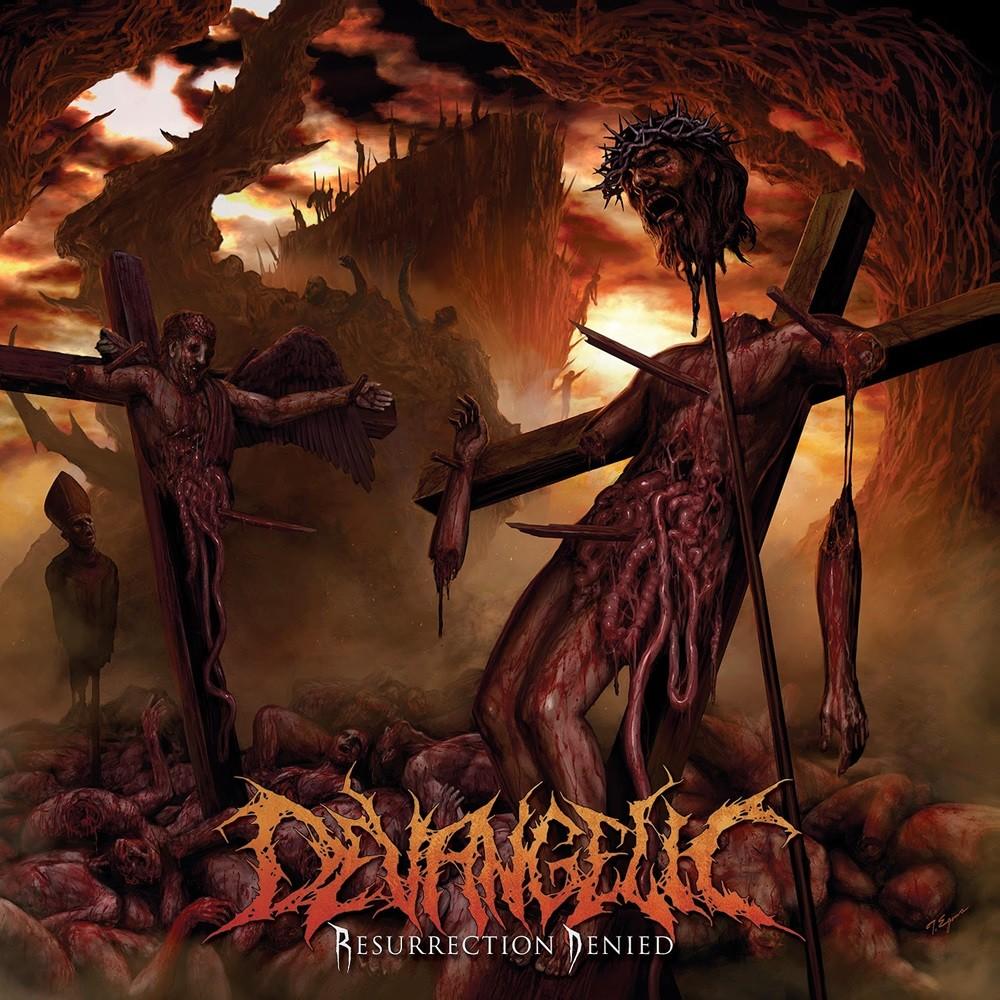 Devangelic - Resurrection Denied (2014) Cover