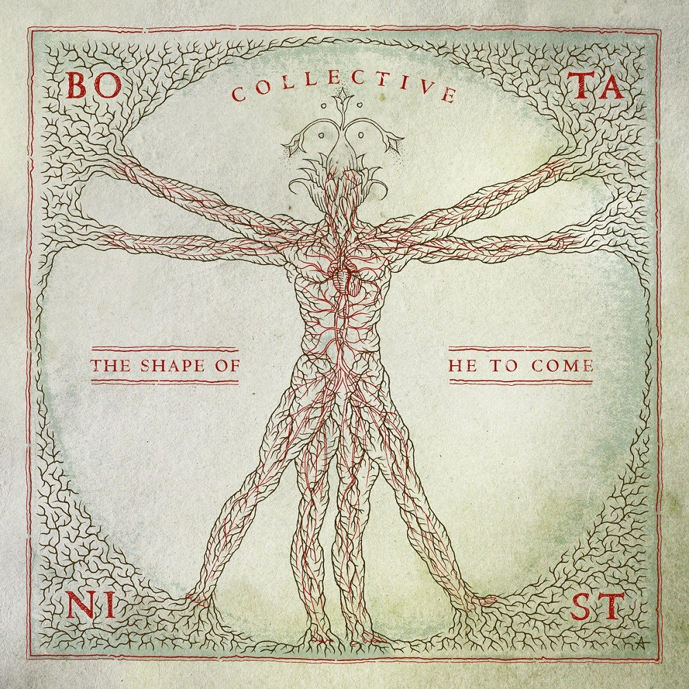 Botanist - Collective: The Shape of He to Come (2017) Cover