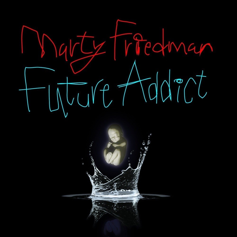Marty Friedman - Future Addict