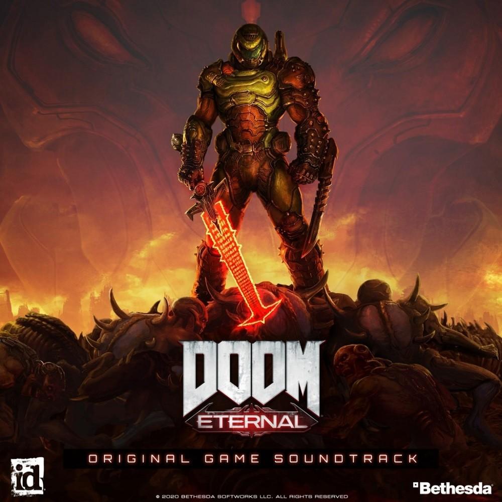 Mick Gordon - DOOM Eternal (Original Game Soundtrack) (2020) Cover