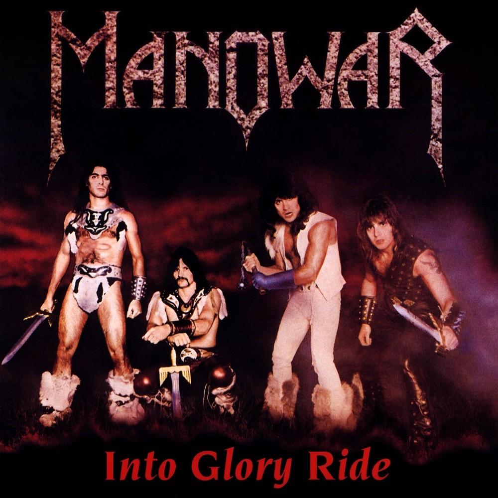 Manowar - Into Glory Ride (1983) Cover