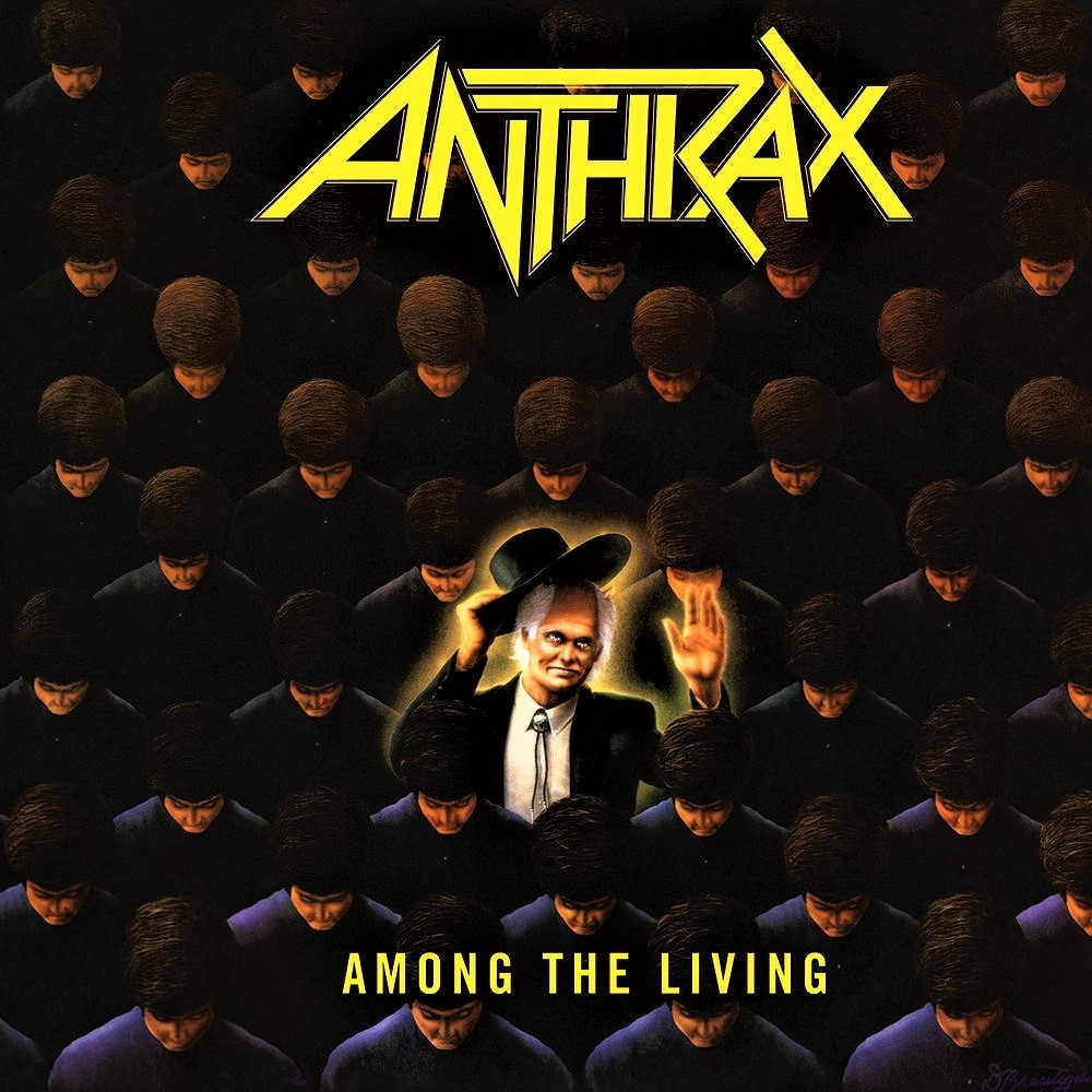 Anthrax - Among the Living (1987) Cover