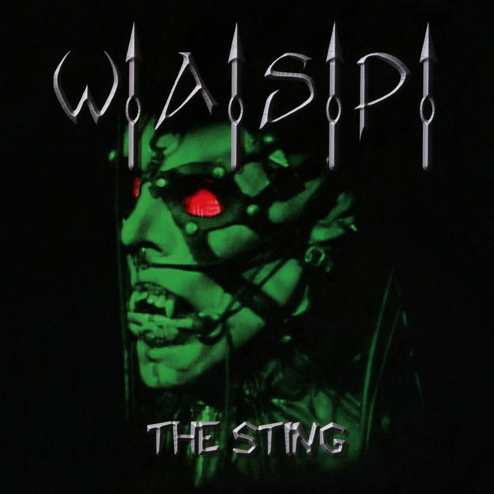 W.A.S.P. - The Sting (2000) Cover